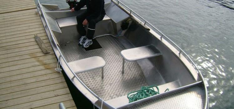 Båt 1 & 2 – Kvalø 16»