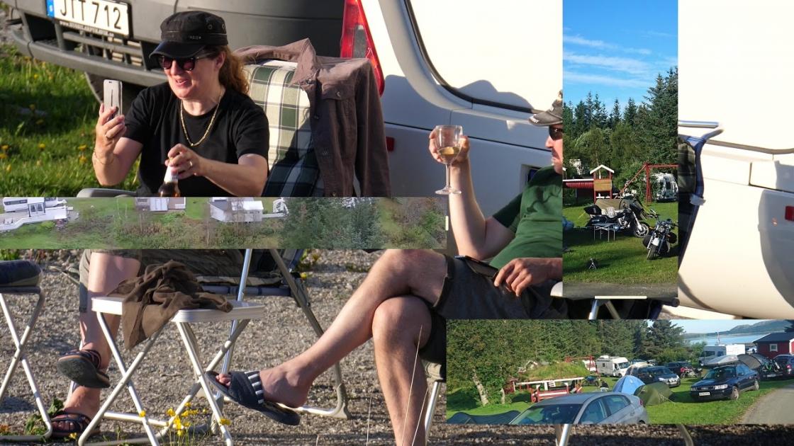 Velkommen til Offersøy Camping