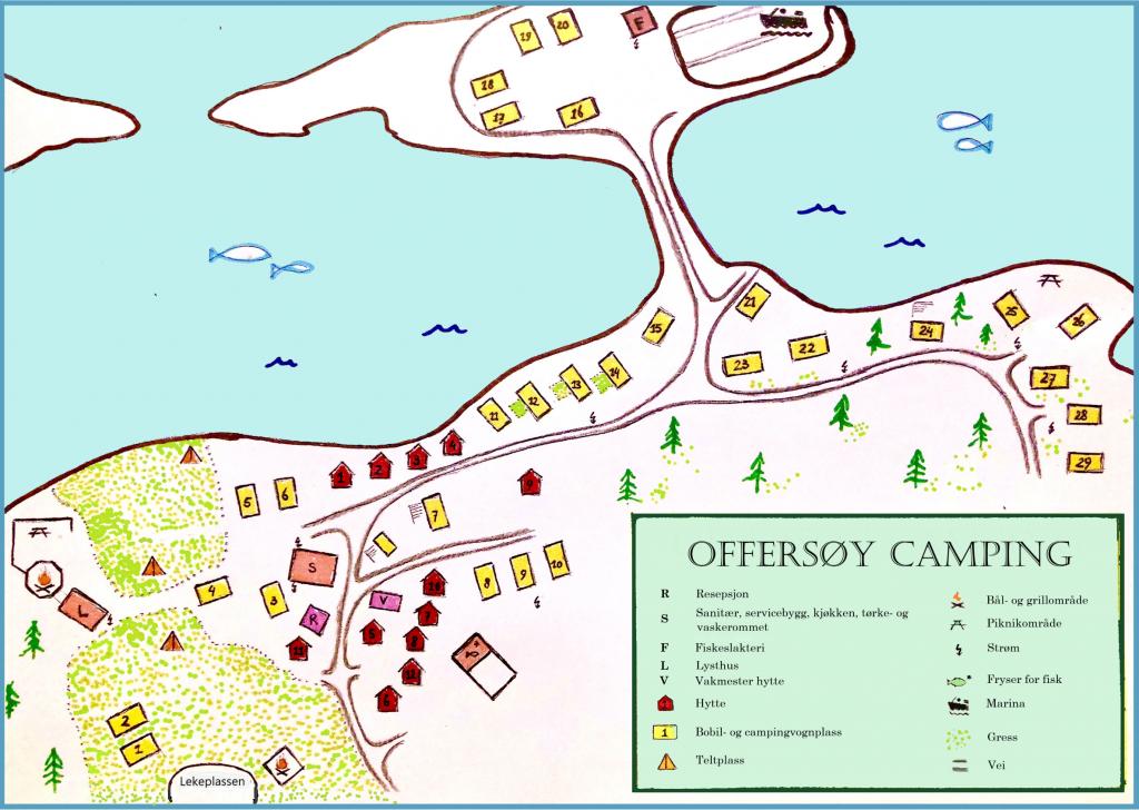 plattegrond camping7
